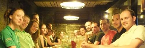 Soirée Découverte au Restaurant (05/09/16)