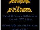 Extrabad – Laser Game – samedi 08 février 2020