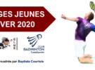 Stage jeunes Mars 2020